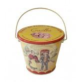 Seau mini pâtes de fruits d'Auvergne Cruzilles - 250g