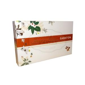 Marrons glacés d'Ardèche (x8) - Sabaton - Boite carton