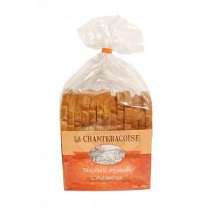 Biscottes artisanales « L'Authentique » Nature – La Chanteracoise