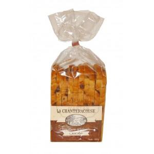 Biscottes gourmandes artisanales Chocolat – La Chanteracoise