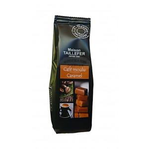 Café moulu saveur caramel Maison Taillefer - 125g