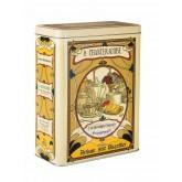 Biscottes « L'Authentique » Boite fer Art Déco - La Chanteracoise.