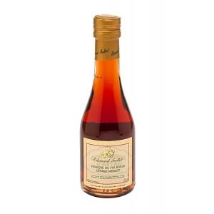 Vinaigre de vin rouge Cépage Merlot  250ml - Fallot