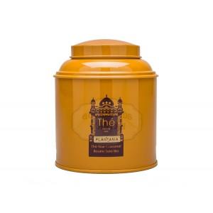 Thé noir Bio Caramel au Beurre salé Bio Plantasia - Boite fer (vrac)