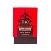 Thé de Noël Bio aux fruits des bois Plantasia - Sachet goutte