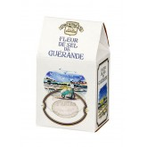 Fleur de sel de Guérande Recharge Bio Province d'Antan - Boite carton 100g