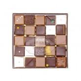 Ecrin de 25 chocolats assortis - Daniel Mercier 250g