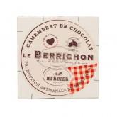 Le Berrichon Camembert au chocolat praliné croustillant 200g