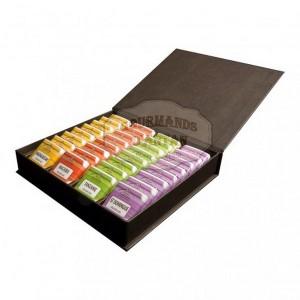 Napolitains chocolat Pures Origines - boite prestige Castelain (x32)