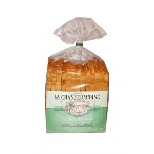 Biscottes artisanales Sans Sel – La Chanteracoise