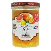 """Confiture d'or (Orange, Citron, Pamplemousse) """"Les Confituriers de Haute-Provence"""""""