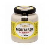 La Moutarde fine de Dijon Pommery® - Les Assaisonnements Briards 100g