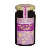 Confiture 100% Myrtilles - Favols 250g