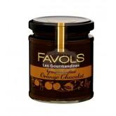 Gourmandise Orange Chocolat - Favols 220g