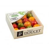 Pomme d'amour Coffret Bois - François Doucet 125g