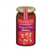 Confiture 100% fraise - Favols 270g