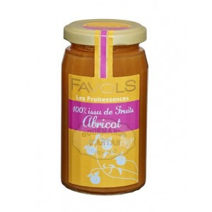 Confiture 100% Abricot - Favols 250g