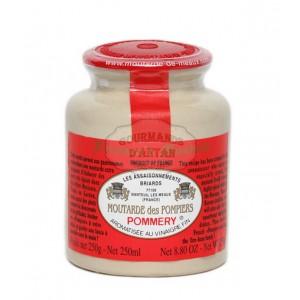Moutarde des Pompiers Pommery® - Les Assaisonnements Briards 250g
